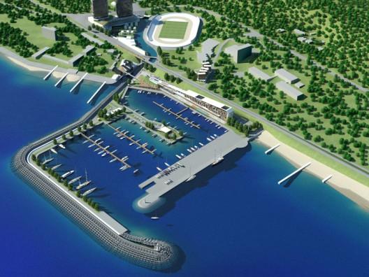 Sochi Marina - D-marin